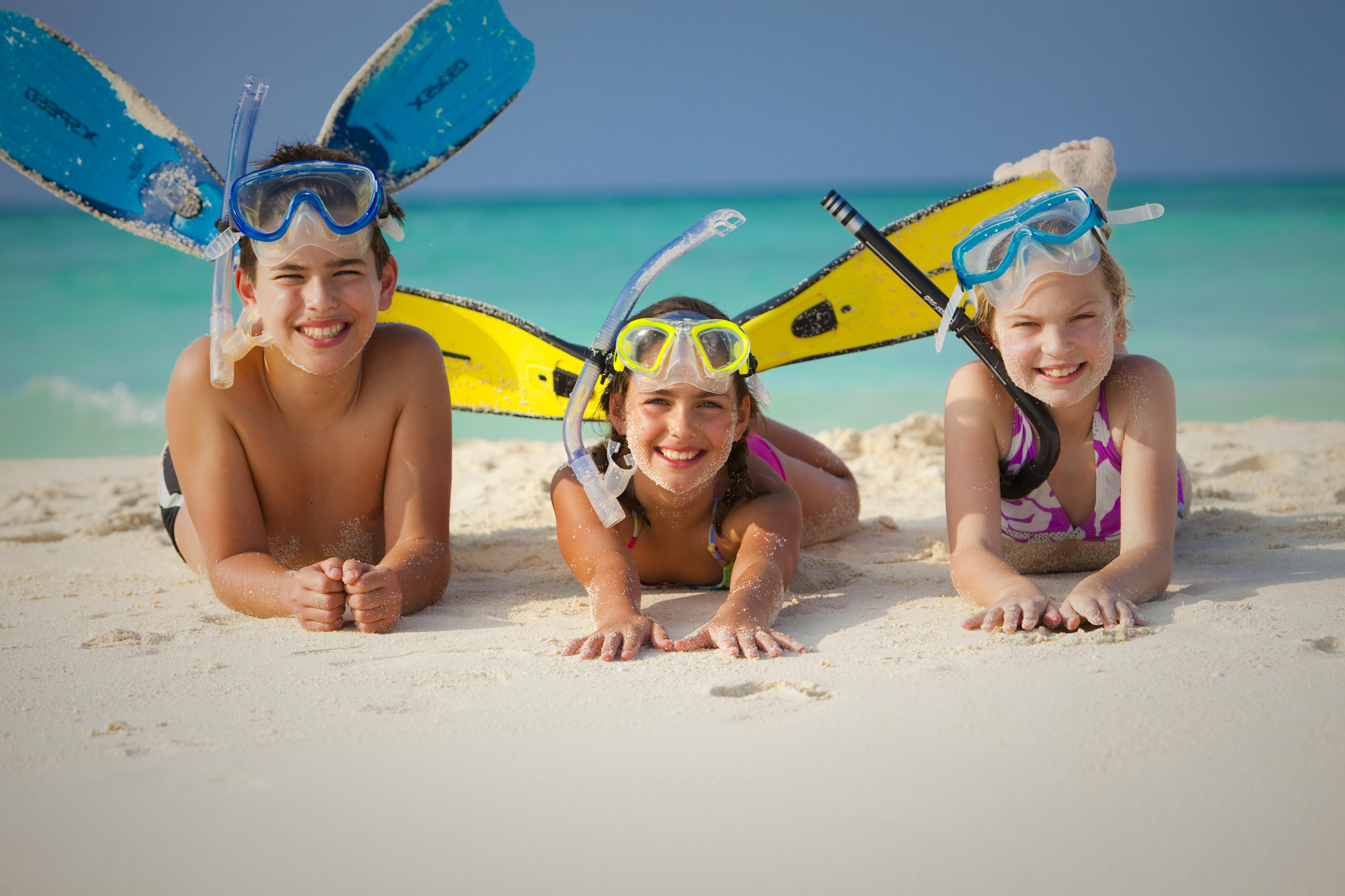 Семейное на пляже 15 фотография